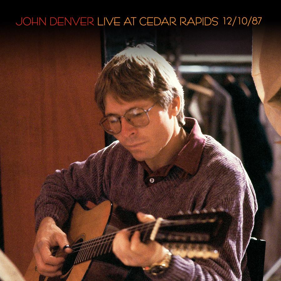 John Denver - Live at Cedar Rapids CD