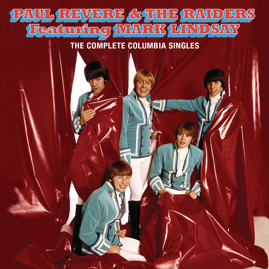 Paul Revere & The Raiders - Complete Columbia Singles CD