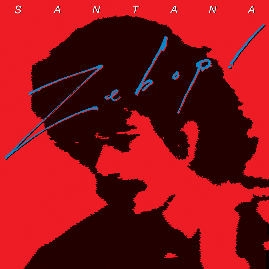 Santana - Zebop! CD