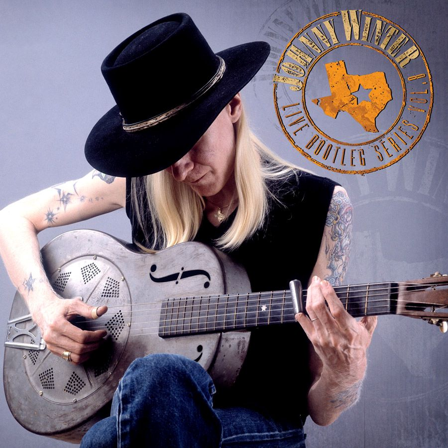 Johnny Winter - Live Bootleg Series, Vol. 8 CD