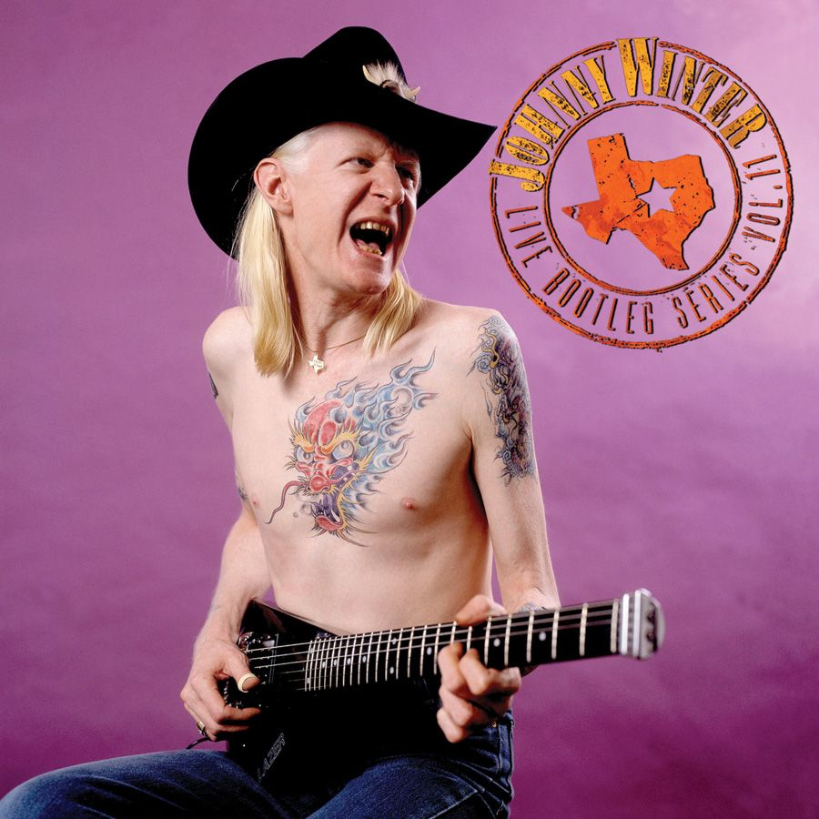 Johnny Winter - Live Bootleg Series, Vol. 11 CD
