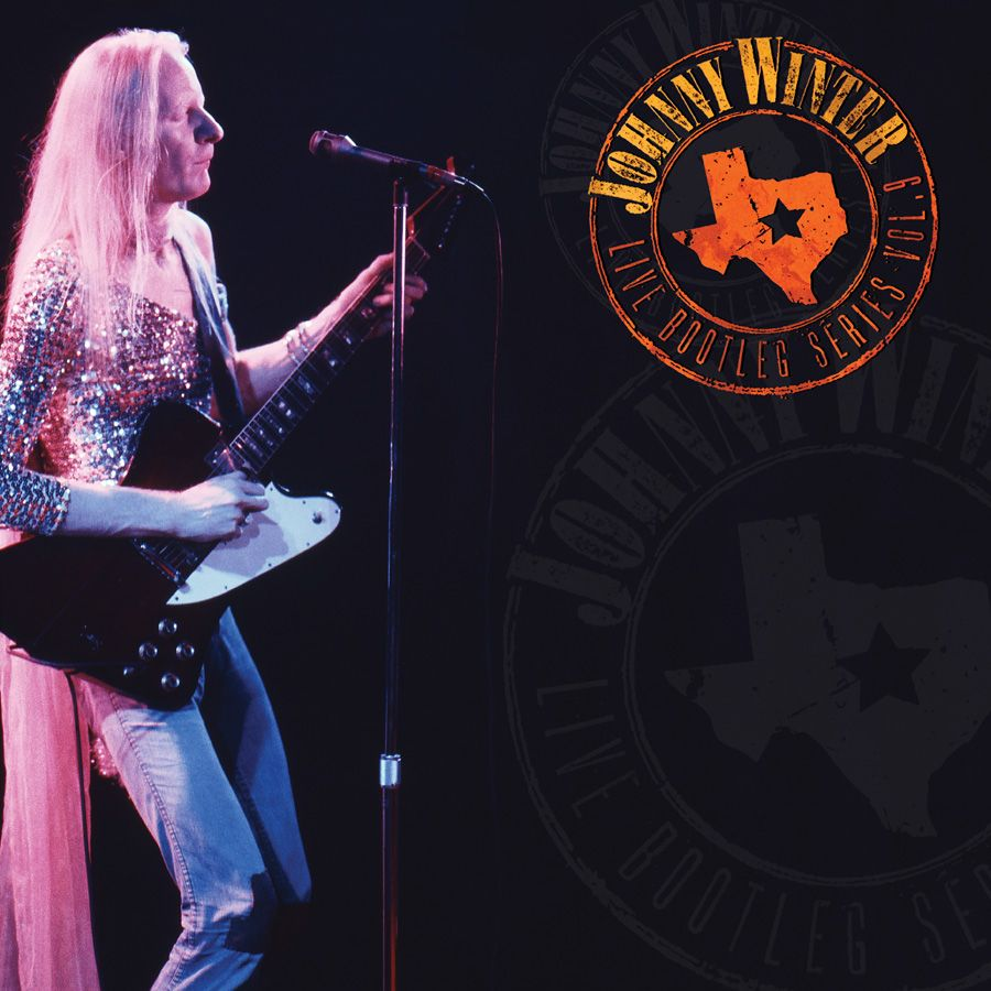 Johnny Winter - Live Bootleg Series, Vol. 9 CD