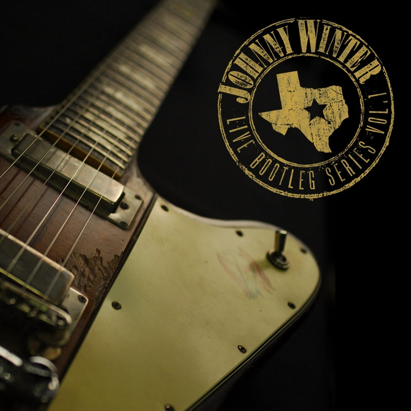 Johnny Winter - Live Bootleg Series, Vol. 1 CD