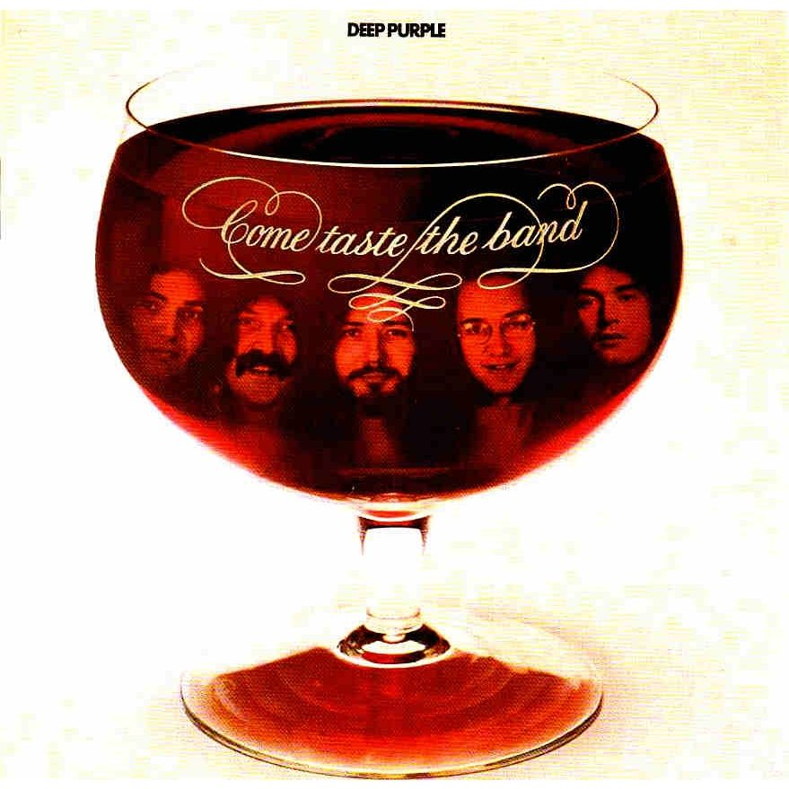 Deep Purple - Come Taste the Band CD