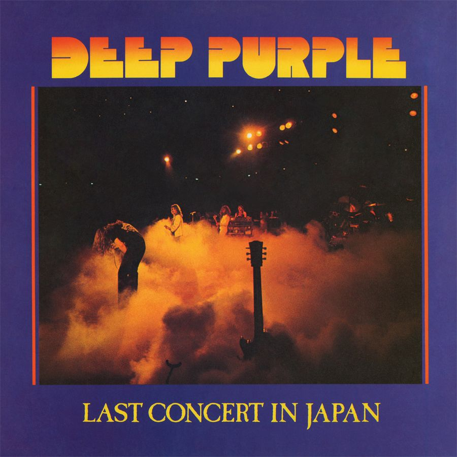 Deep Purple - Last Concert in Japan CD