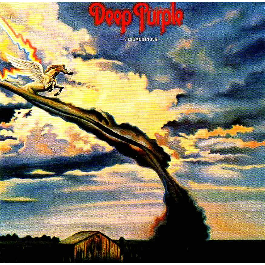 Deep Purple - Stormbringer CD