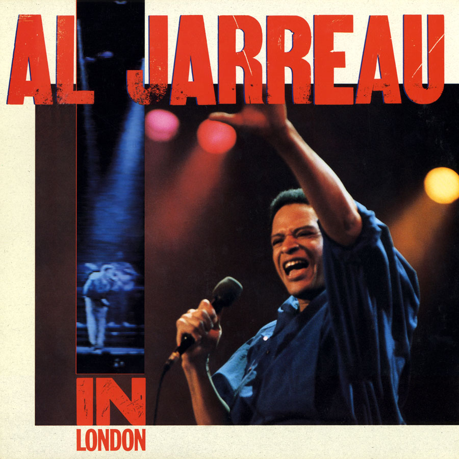 Al Jarreau - In London CD