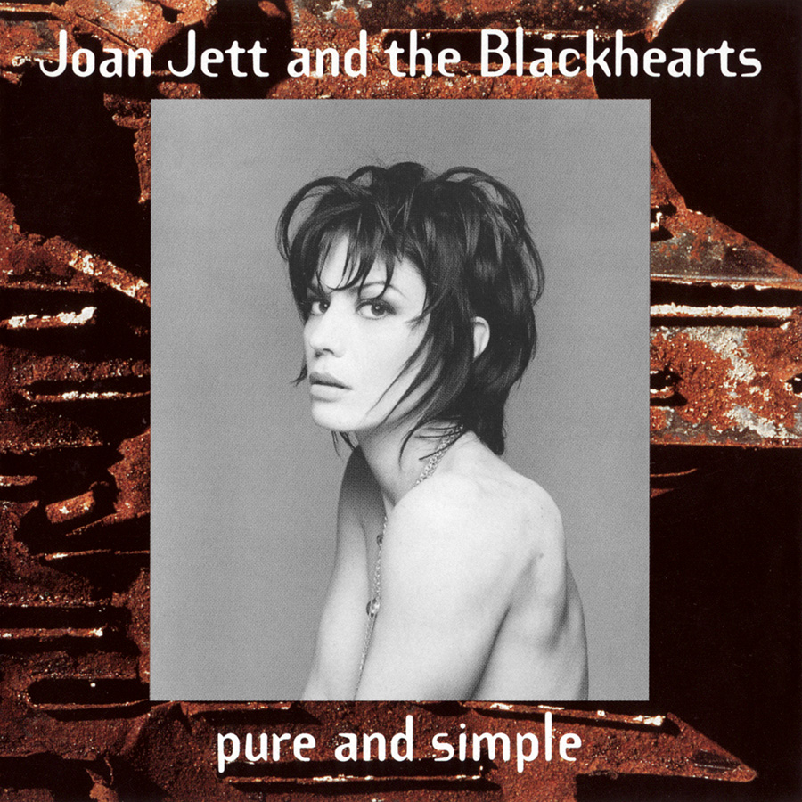 Joan Jett & The Blackhearts - Pure and Simple CD