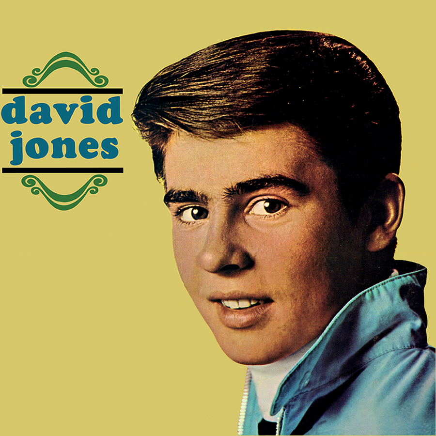 Davy Jones - David Jones CD