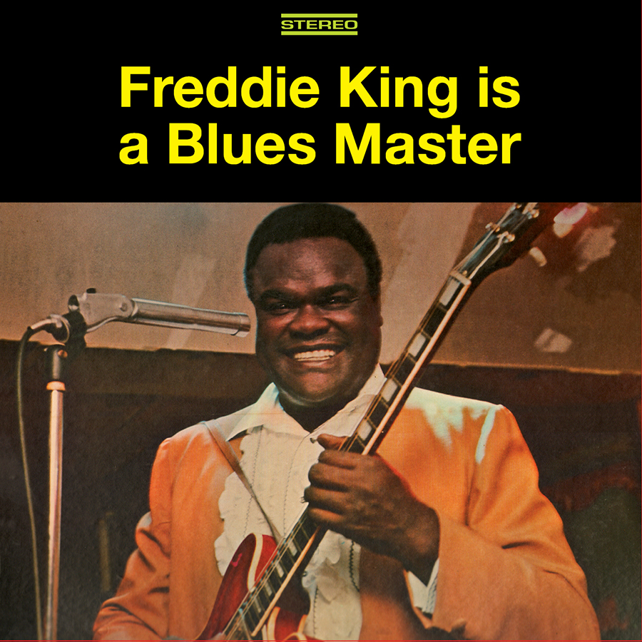 Freddie King - Freddie King Is a Blues Master CD