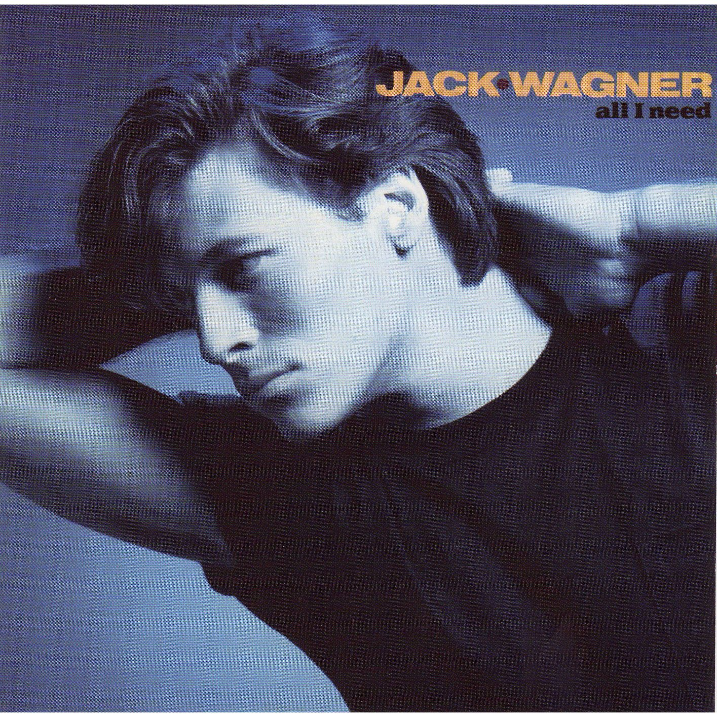 Jack Wagner - All I Need CD