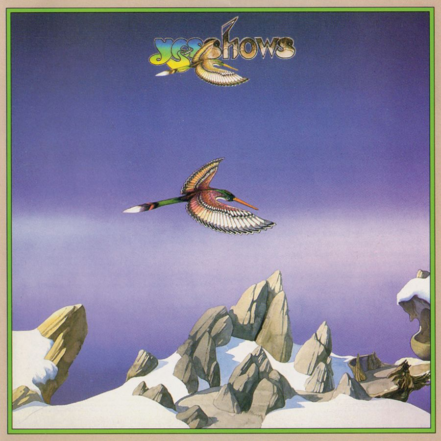 Yes - Yesshows/Expanded CD