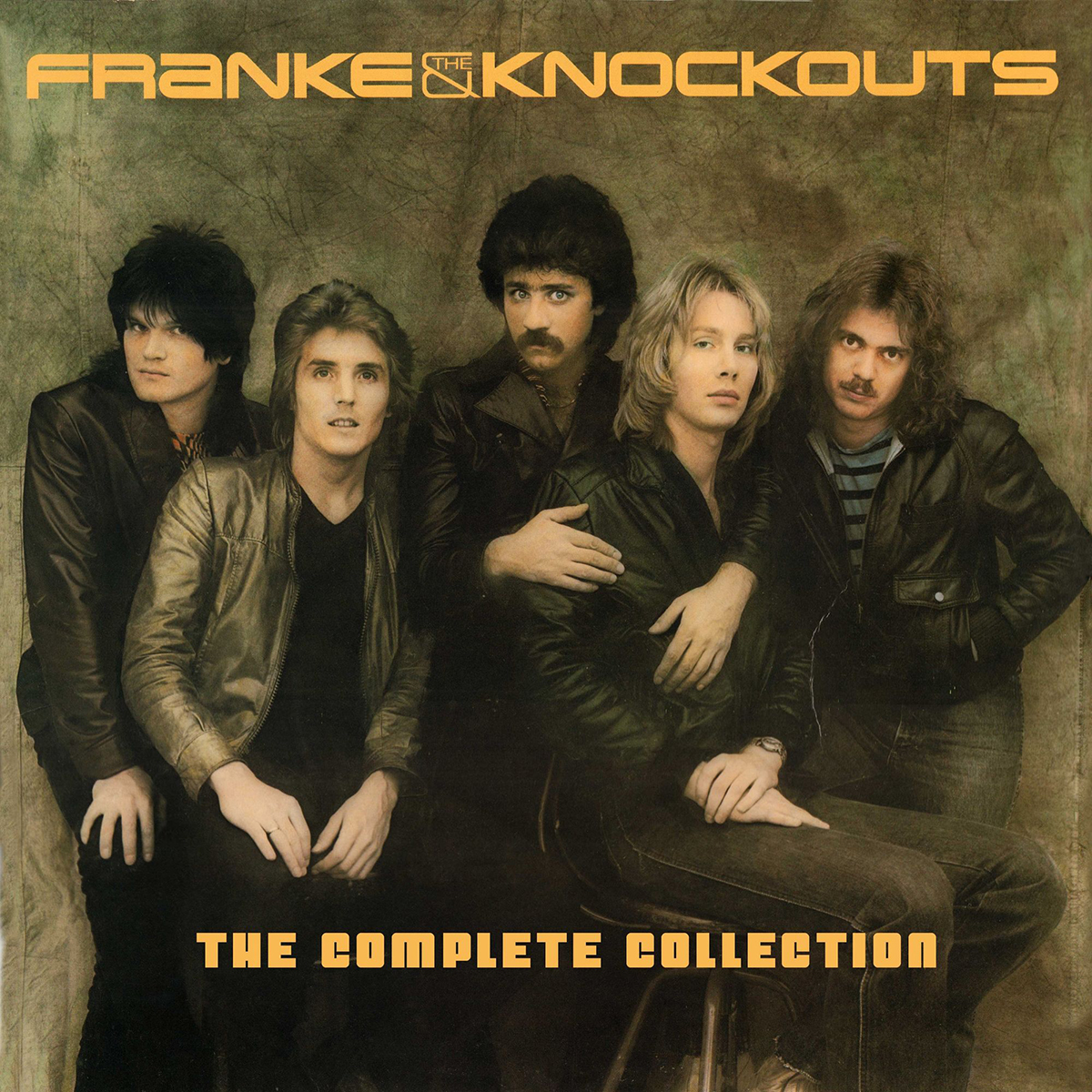 Franke & The Knockouts - The Complete Collection (Original Recordings Remastered/Limited Edition) CD