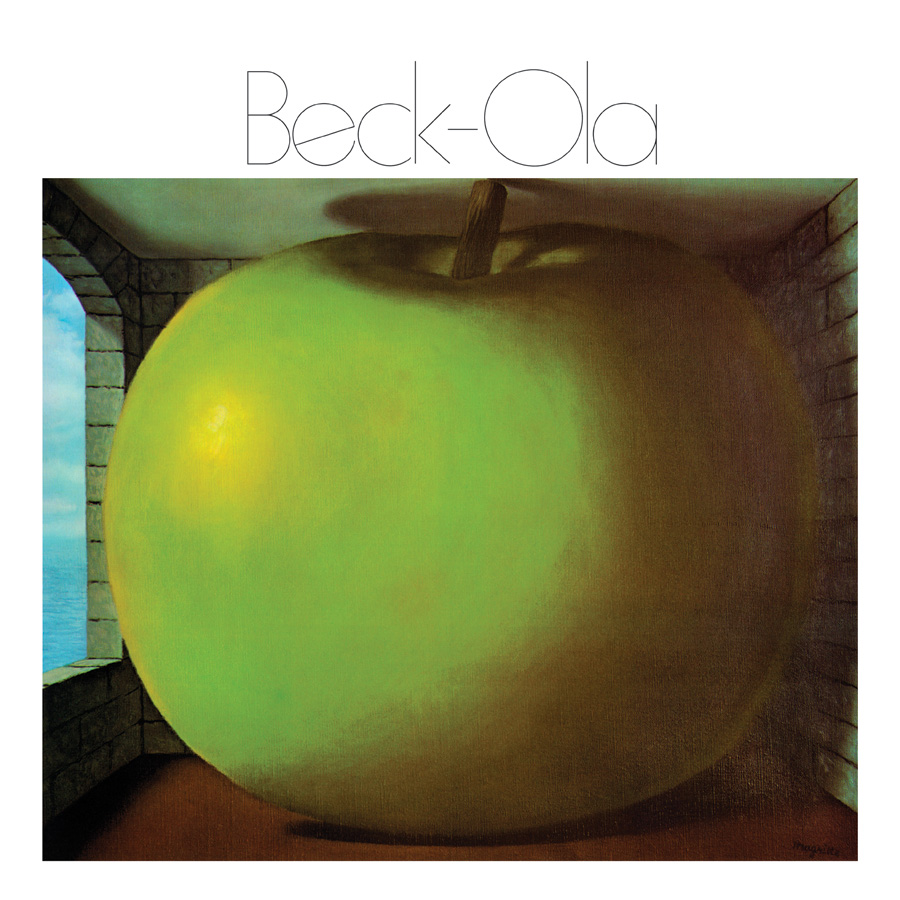 Jeff Beck - Beck-Ola  (180 Gram Audiophile Green Vinyl/Ltd. Edition/Gatefold Cover)
