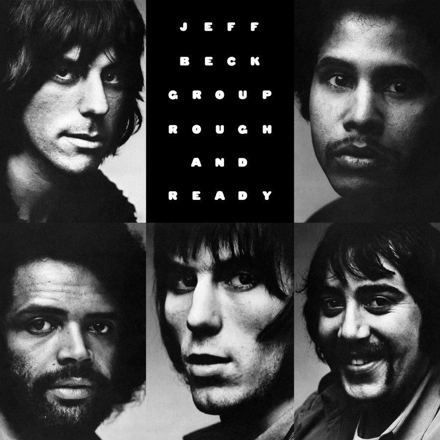 Jeff Beck - Rough & Ready (180 Gram Audiophile Vinyl/Ltd. Anniversary Edition/Gatefold Cover)