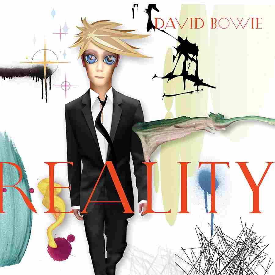 David Bowie - Reality (180 Gram Audiophile Clear Vinyl/Ltd. Edition/Tri-fold Cover)