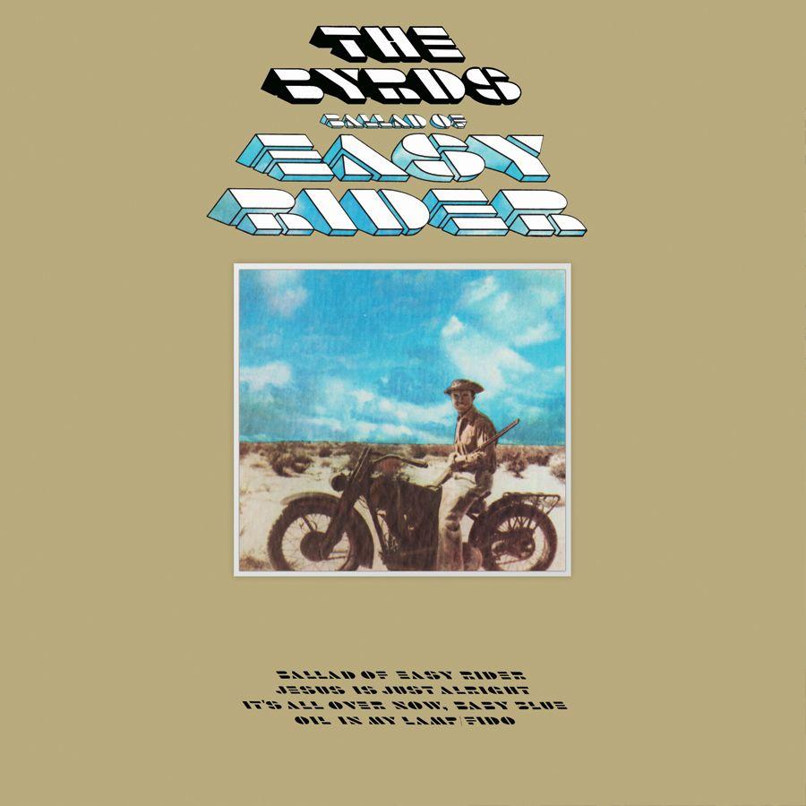 The Byrds - Ballad of Easy Rider (180 Gram Audiophile Vinyl/Ltd. Edition/Gatefold Cover)