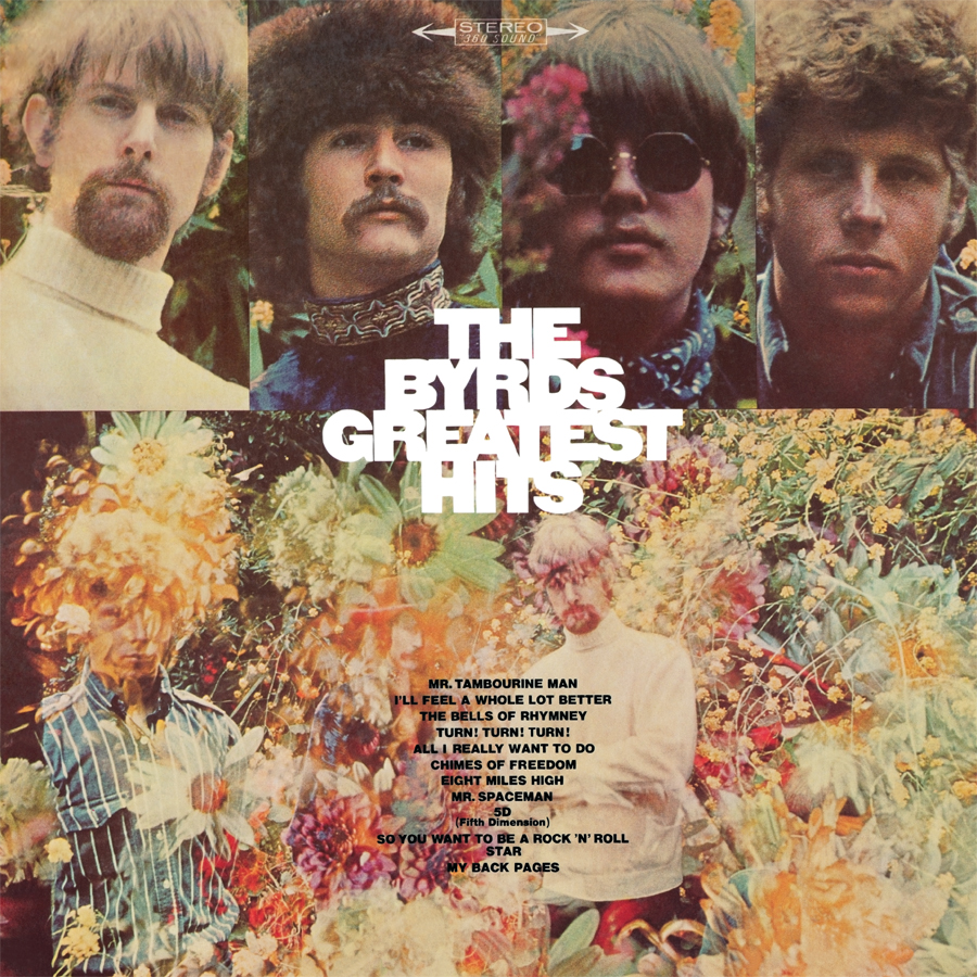 The Byrds - Greatest Hits (180 Gram Audiophile Vinyl/Ltd. Edition/Gatefold Cover)