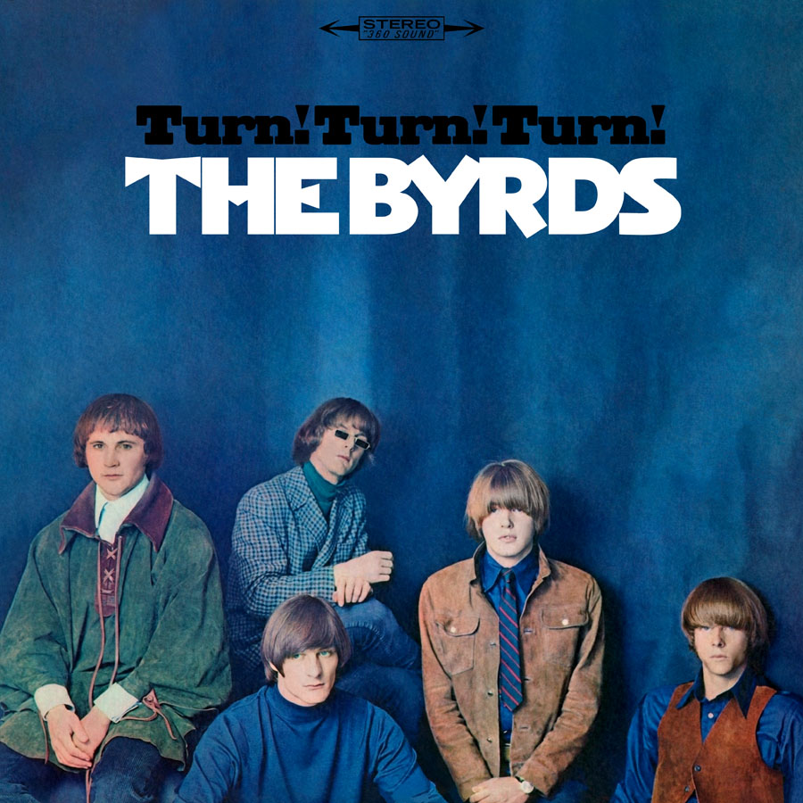 The Byrds - Turn Turn Turn (180 Gram Audiophile Vinyl/Ltd. Edition/Gatefold Cover)
