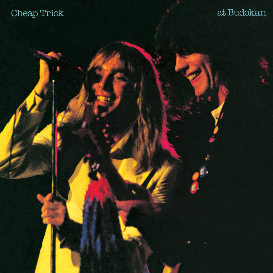 Cheap Trick - At Budokan (180 Gram Audiophile Vinyl)