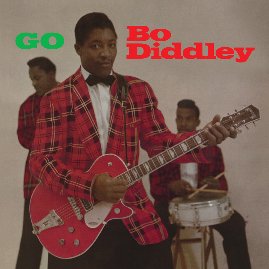 Bo Diddley - Go Bo Diddley (180 Gram Audiophile Vinyl/Authorized Chess Records Ltd. Edition/Gatefold Cover)