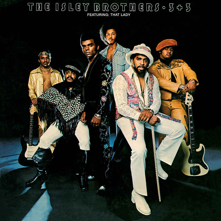 Isley Brothers - 3+3 (180 Gram Audiophile Blue Vinyl/Ltd. Anniversary Edition/Gatefold Cover)