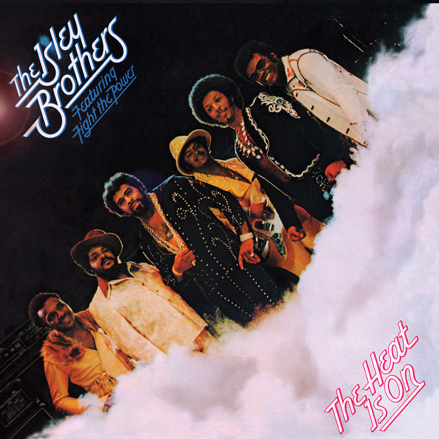 Isley Brothers - The Heat Is On (180 Gram Audiophile Red Vinyl/Ltd. Anniversary Edition/Gatefold Cover)
