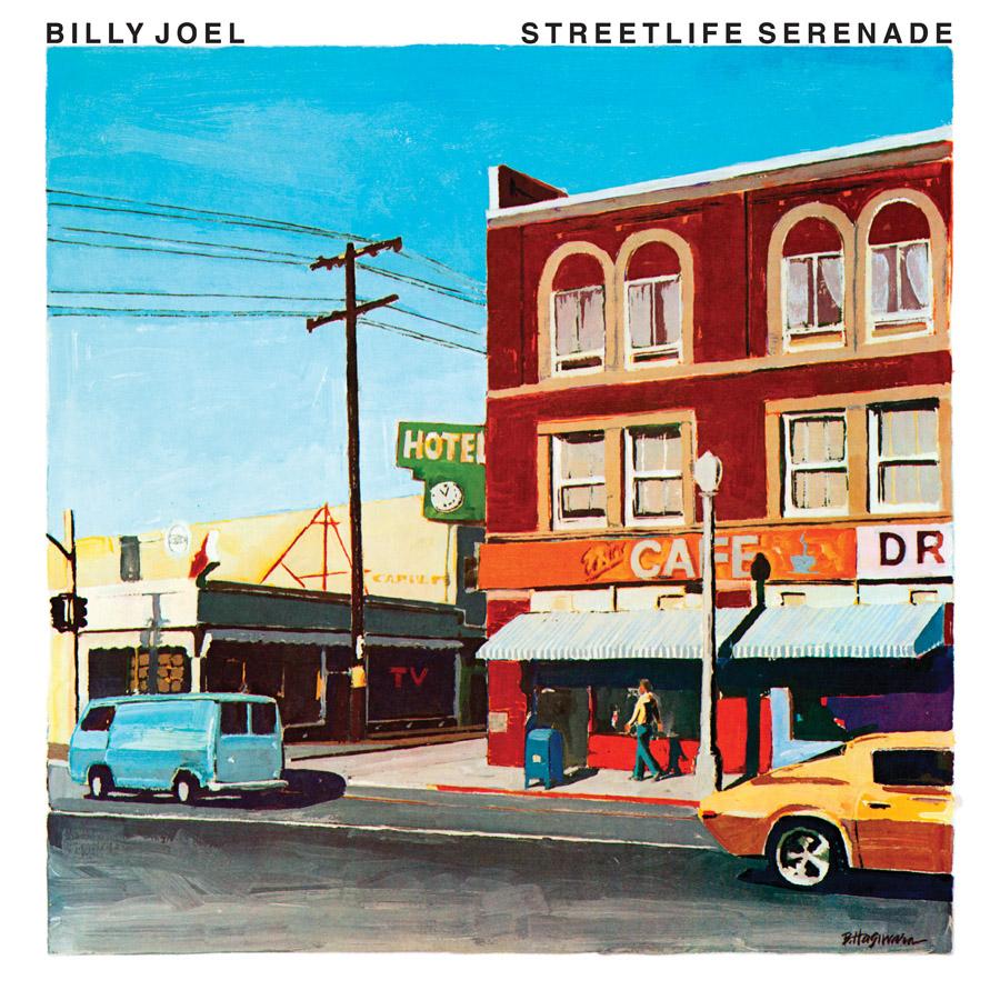 Billy Joel - Streetlife Serenade (180 Gram Audiophile Vinyl/Ltd. Anniversary Edition/Gatefold Cover)
