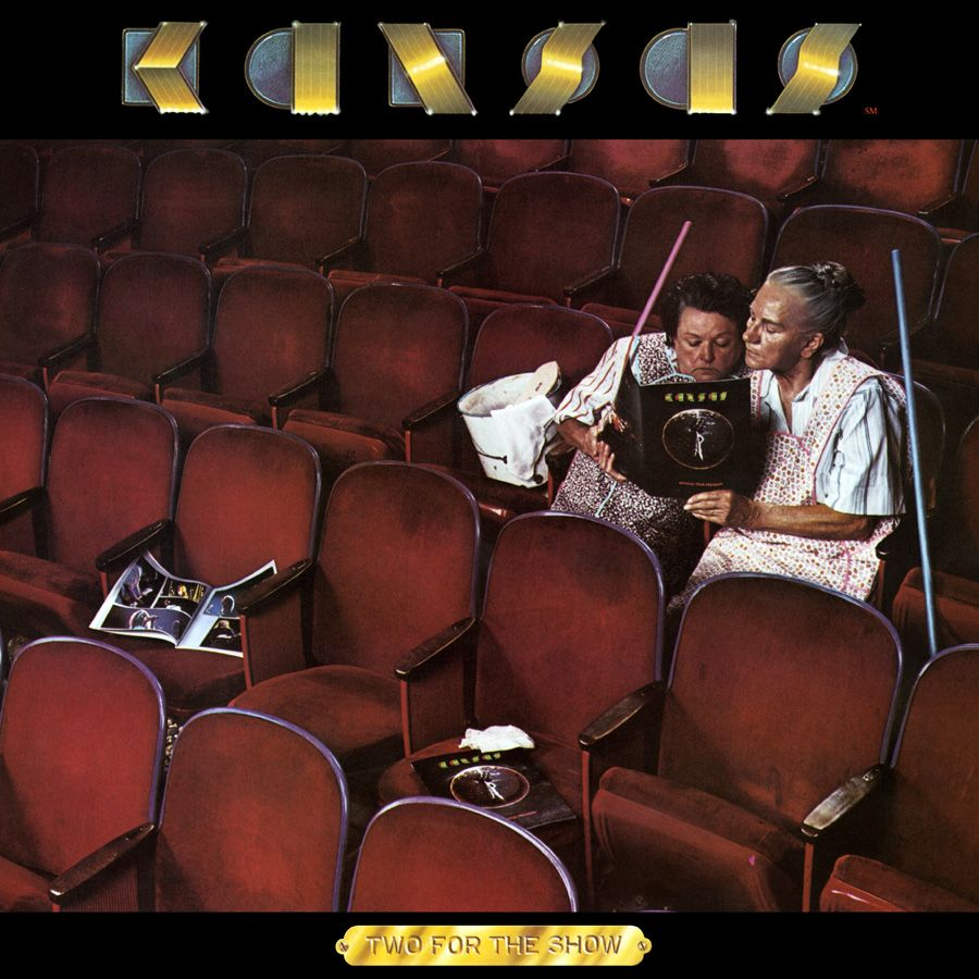 Kansas - Two For The Show (180 Gram Audiophile Vinyl/Ltd. Anniversary Edition/Gatefold Cover)