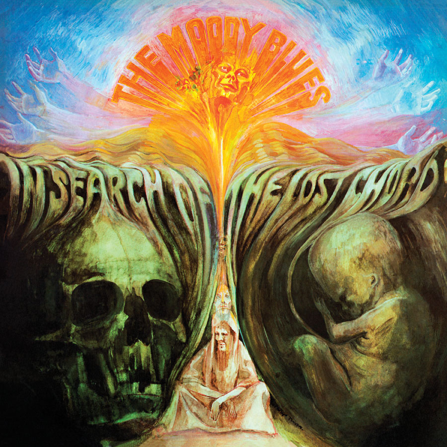 Moody Blues - In Search Of The Lost Chord (180 Gram Audiophile Vinyl/Ltd. Anniversary Edition/Gatefold Cover)