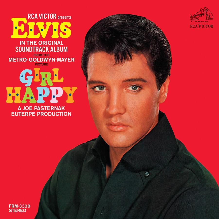 Elvis Presley - Girl Happy (180 Gram Audiophile Vinyl/Anniversary Ltd. Edition/Gatefold Cover)