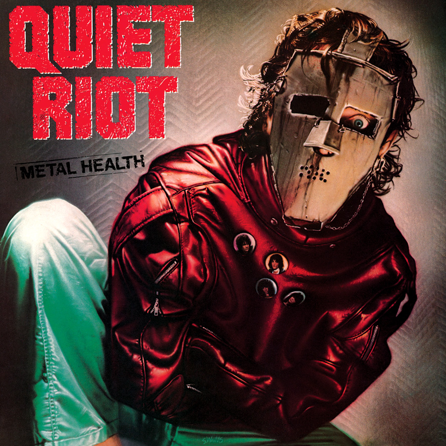 Quiet Riot - Metal Health (180 Gram Audiophile Vinyl/Ltd. Edition/Gatefold Cover)