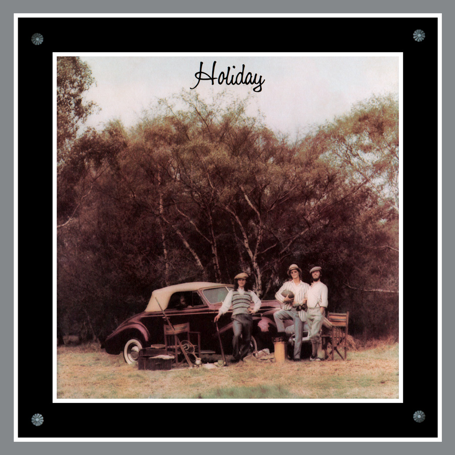 America - Holiday (180 Gram Audiophile Vinyl/Ltd. Edition/Gatefold Cover)