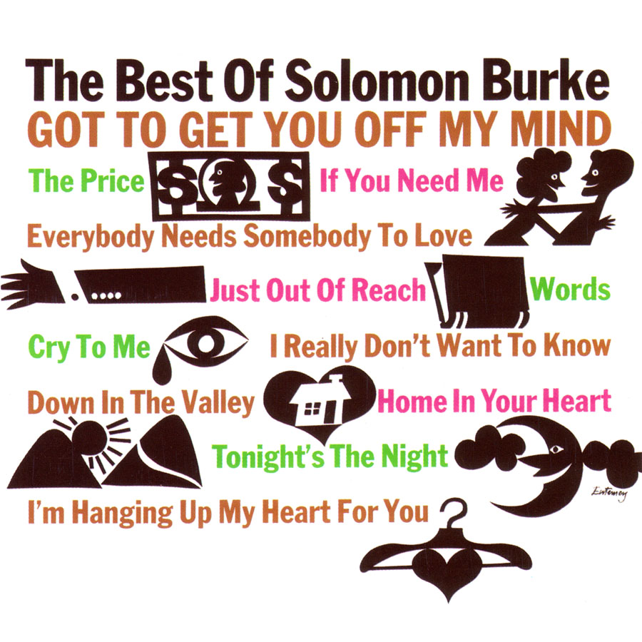 The Best Of Solomon Burke (180 Gram Audiophile Vinyl/Ltd. Edition)