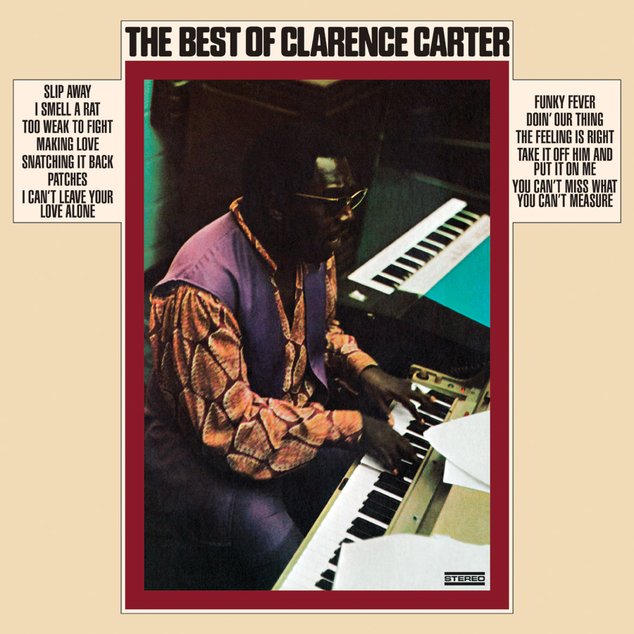 The Best Of Clarence Carter (180 Gram Audiophile Vinyl/Ltd. Anniversary Edition)