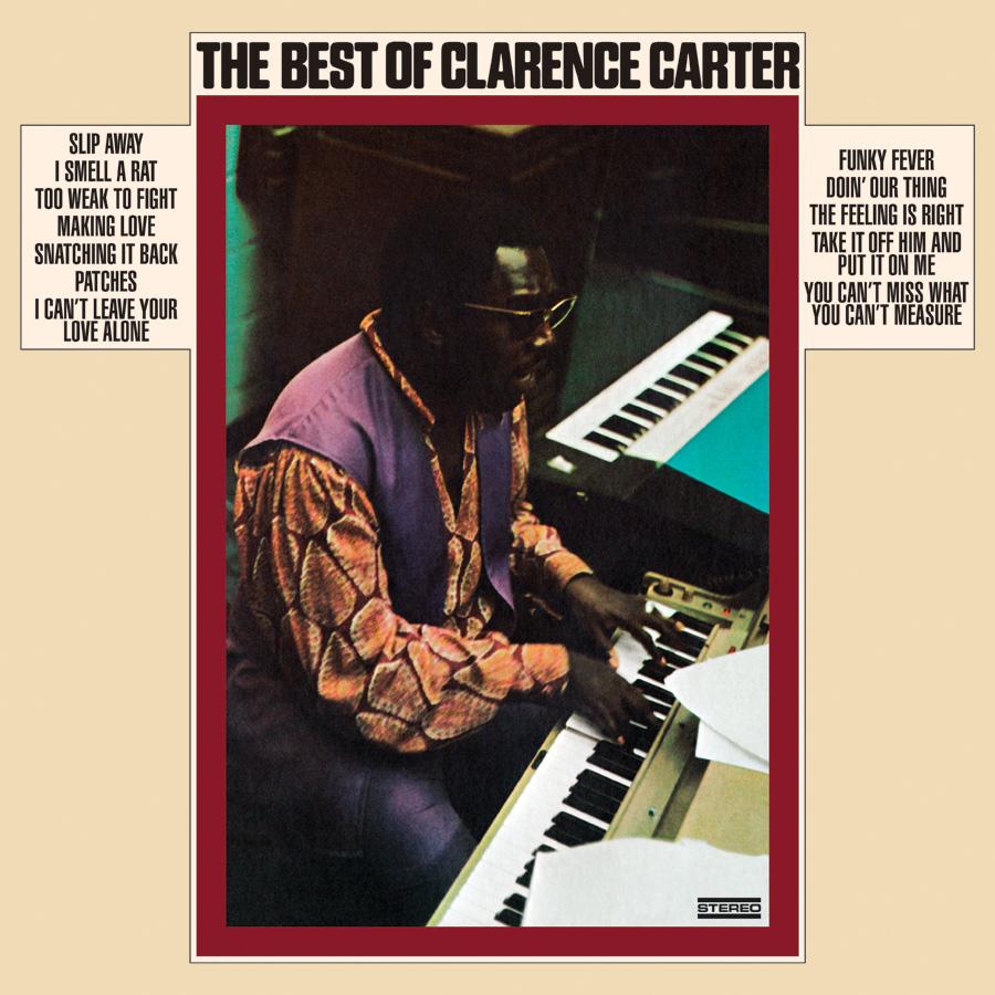 The Best Of Clarence Carter (180 Gram Audiophile Vinyl/Ltd. Anniversary Edition)