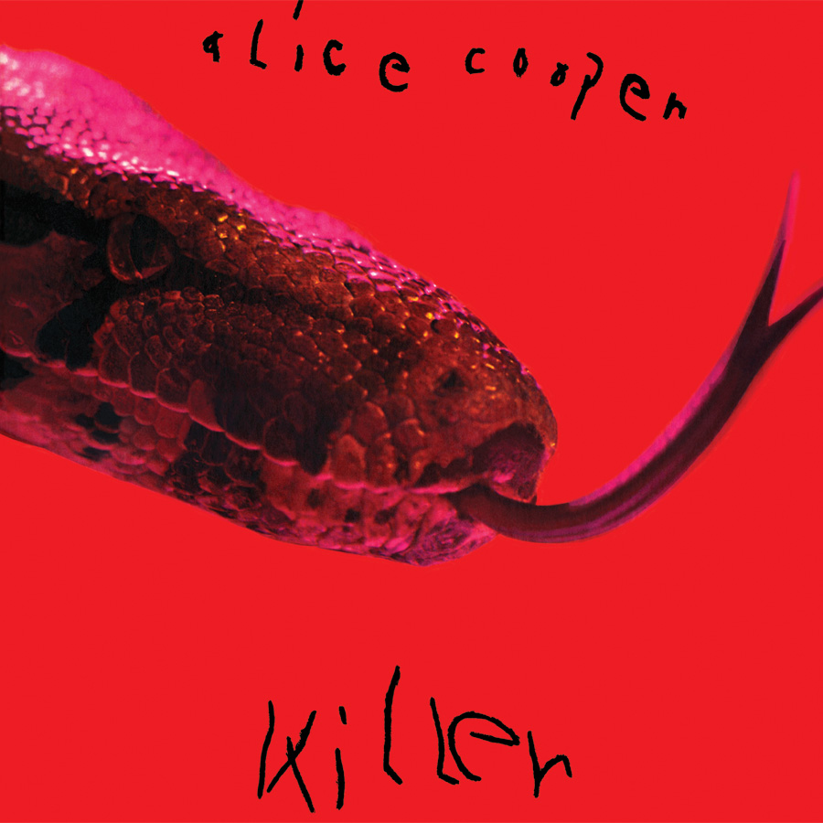Alice Cooper - Killer (Original Recording Remastered/Ltd. Edition/Gatefold Cover)