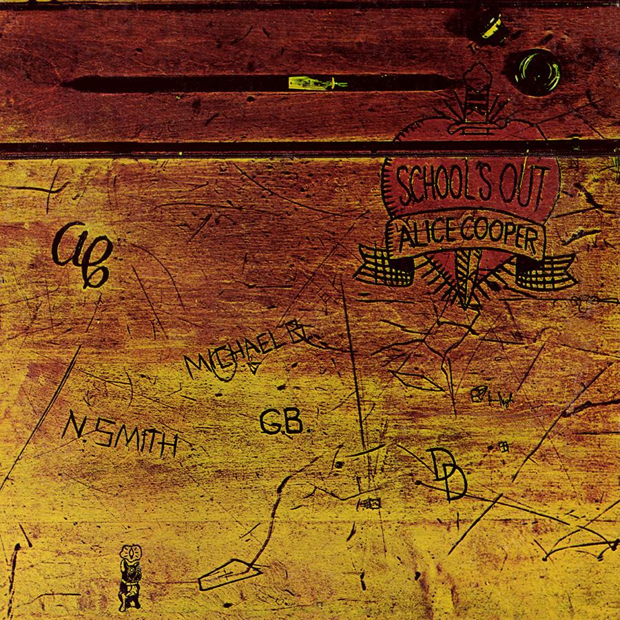 Alice Cooper - School's Out (180 Gram Audiophile Vinyl)