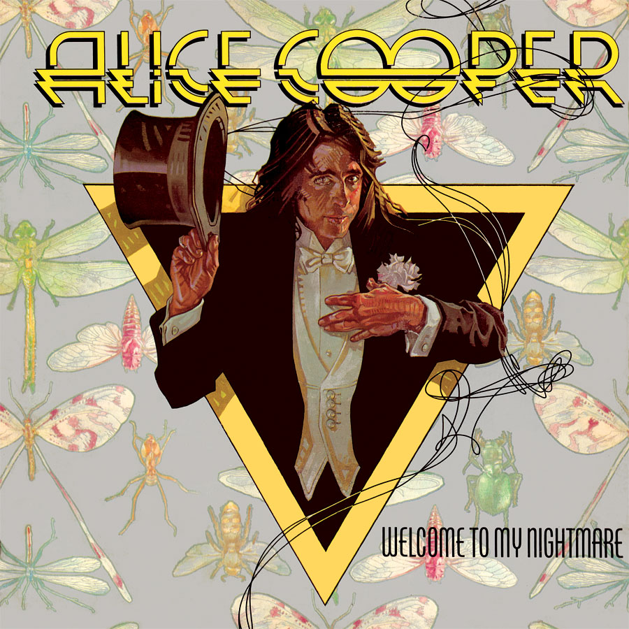 Alice Cooper - Welcome to My Nightmare (180 Gram Audiophile Vinyl)