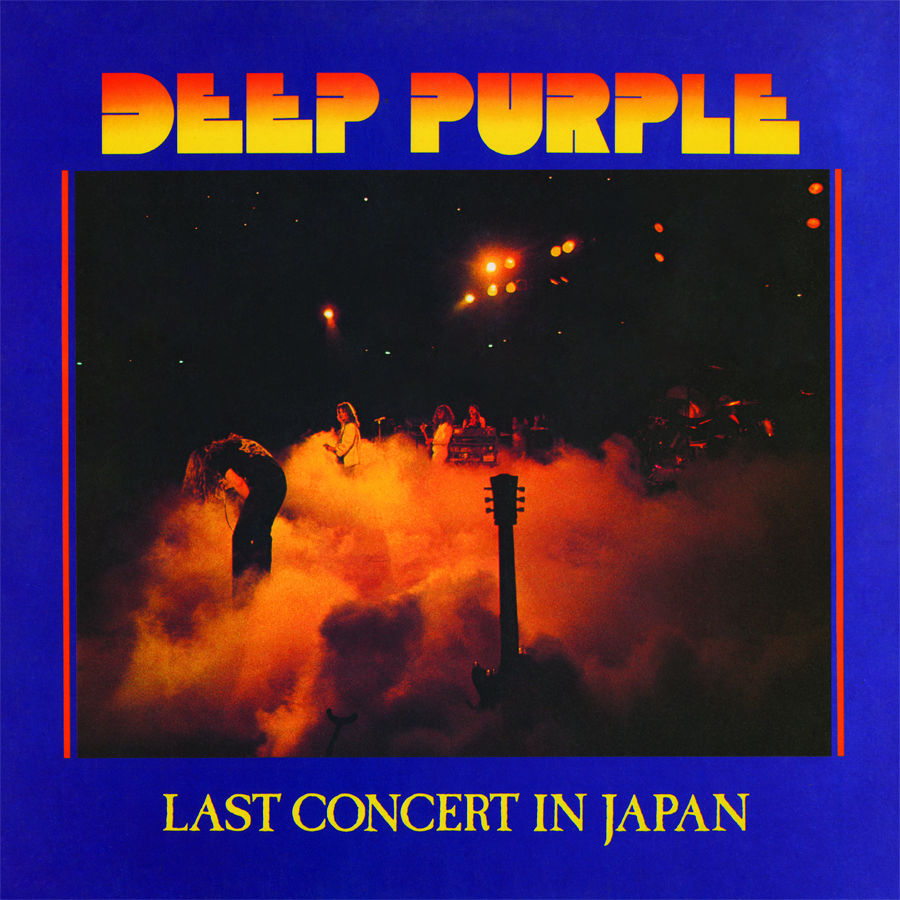 Deep Purple - Last Concert in Japan (Original Recording Remastered/Ltd. Edition)