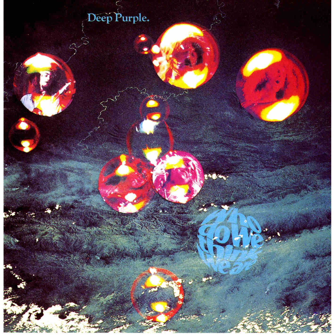 Deep Purple - Who Do We Think We Are (180 Gram Audiophile Vinyl)