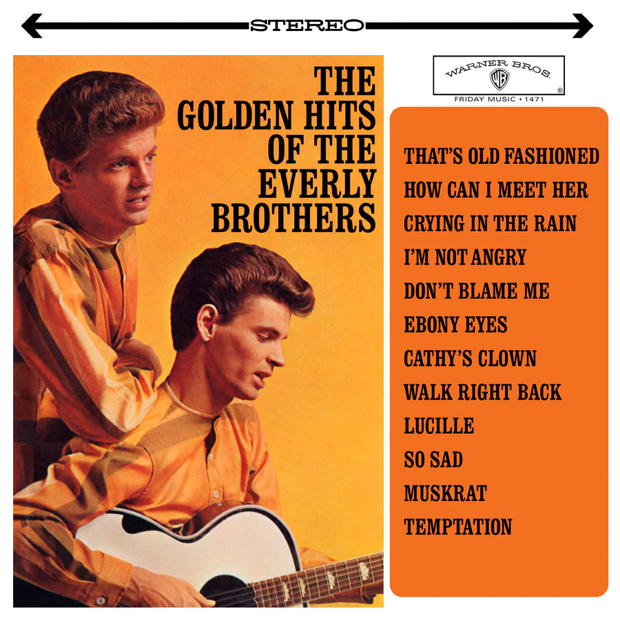 Everly Brothers - Golden Hits (180 Gram Audiophile Vinyl/Ltd. Edition)