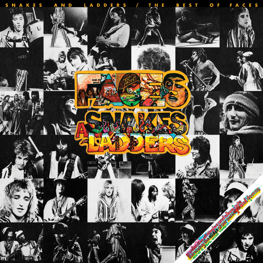 Faces - Snakes and Ladders (180 Gram Audiophile Vinyl/Ltd. Anniversary Edition)