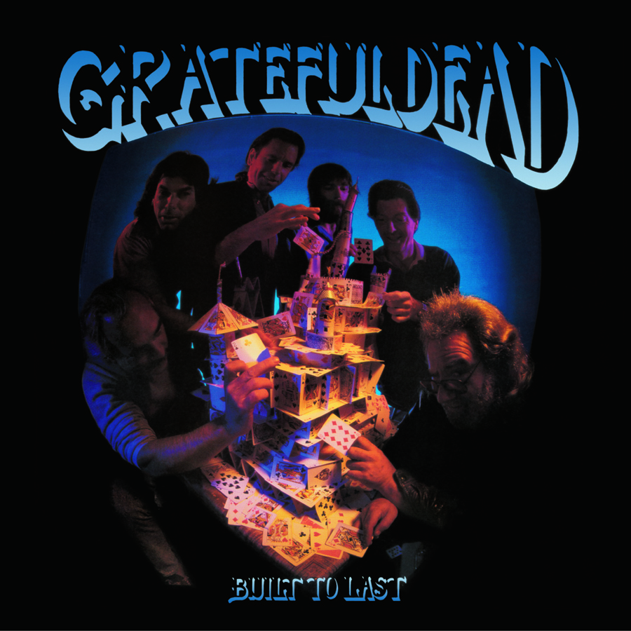Grateful Dead - Built to Last (180 Gram Audiophile Vinyl/Ltd. Edition/Gatefold Cover)