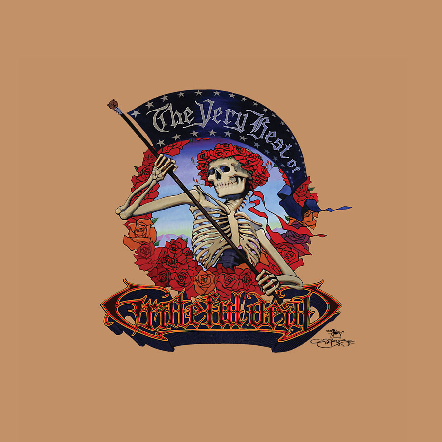 Grateful Dead - Very Best of Grateful Dead (180 Gram Audiophile Vinyl/Ltd. Edition/Gatefold Cover)