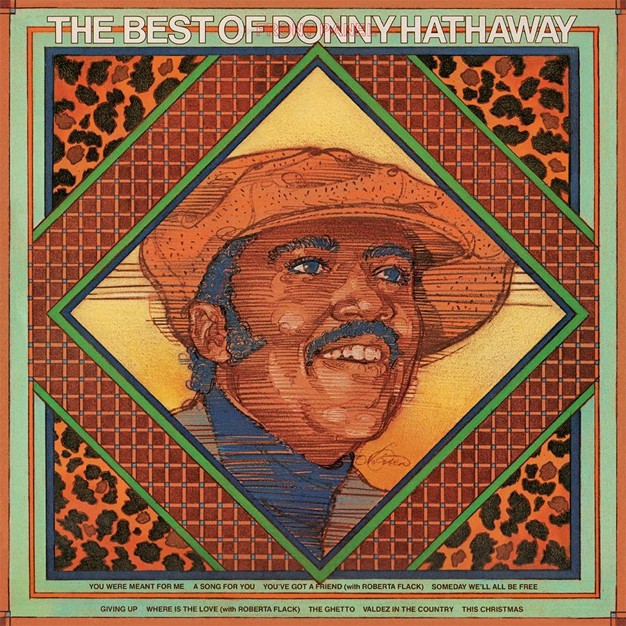 The Best Of Donny Hathaway (180 Gram Audiophile Vinyl/Ltd. Anniversary Edition)