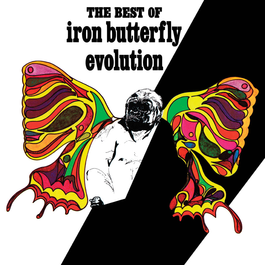 Iron Butterfly Evolution The Best Of Iron Butterfly