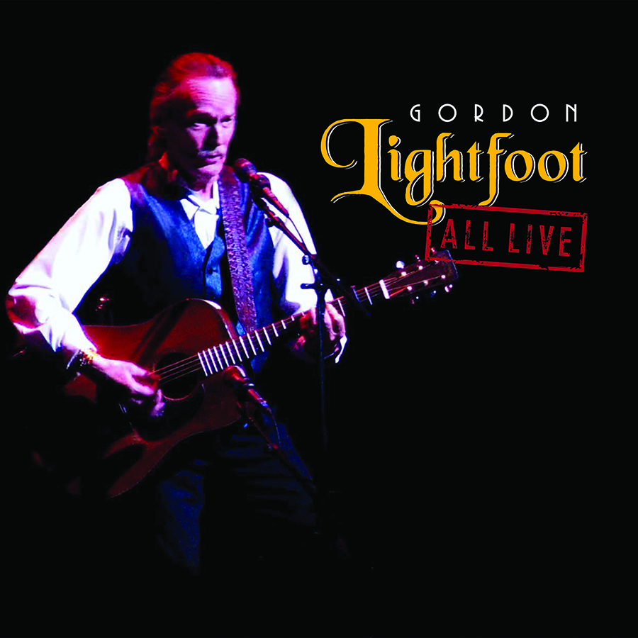 Gordon Lightfoot - All Live (180 Gram Audiophile Vinyl/Ltd. Edition)