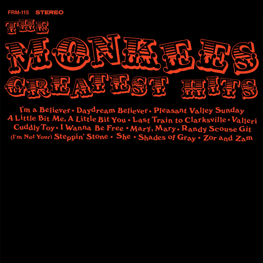 The Monkees - Greatest Hits (180 Gram Audiophile Vinyl/Ltd. Edition)