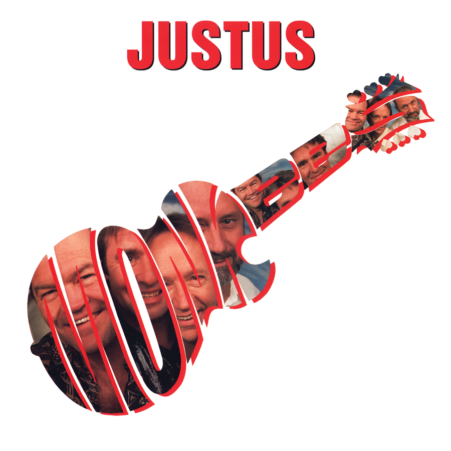 The Monkees - Justus (180 Gram Audiophile Clear Vinyl/Ltd. Ed./Gatefold Cover)
